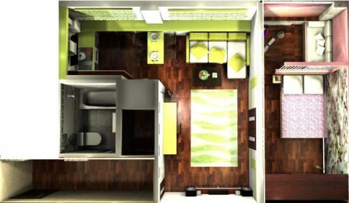 Студия дизайна интерьера квартира